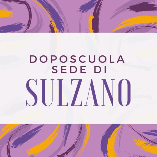 DOPOSCUOLA-sede di Sulzano