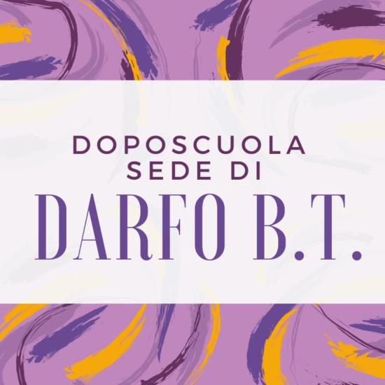 DOPOSCUOLA-sede di Darfo Boario Terme