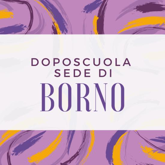 DOPOSCUOLA-sede di Borno